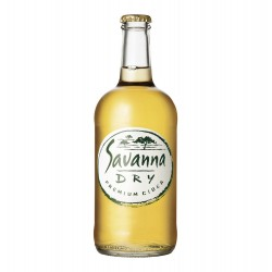 SAVANNA DRY 500ML 12PACK
