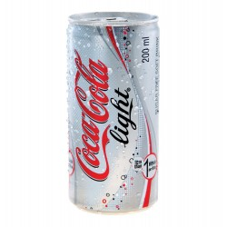 COKE LIGHT 200ML