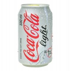 COKE LIGHT 330ML 6