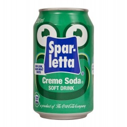CREAMSODA 330ML 6 PACK