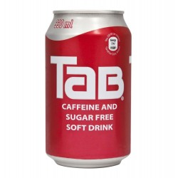 TAB 330ML 24 CASE