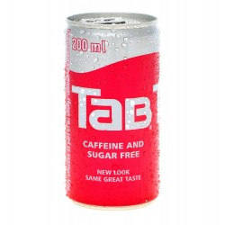 TAB 200ML 6 PACK