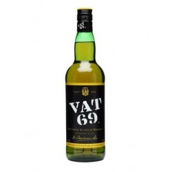 VAT 69 WHISKY