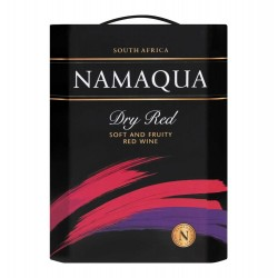NAMAQUA DRY RED 5L