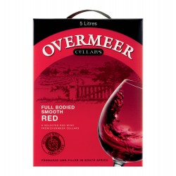 OVERMEER DRY RED 5L