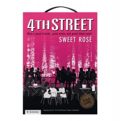 4TH STREET ROSE 5L