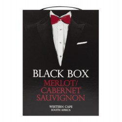 BLACK BOX MERLOT/CABERNET 5L