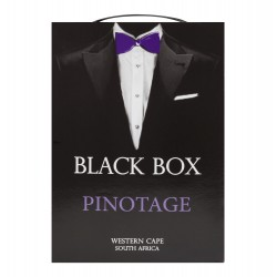 BLACK BOX PINOTAGE 5L