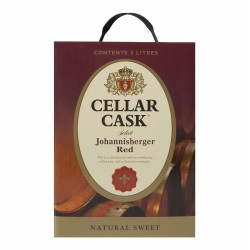 CELLAR CASK RED JOHANNISBERGER 5L