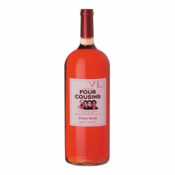 FOUR COUSINS SWEET ROSE 1500ml