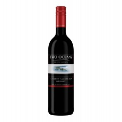 TWO OCEANS CABERNET/MERLOT 750ml