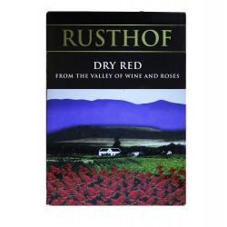 RUSTHOF DRY RED 5L