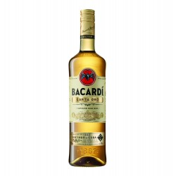 BACARDI CARTA ORO (GOLD) 750ml