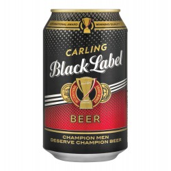 BLACK LABEL CAN 6PACK