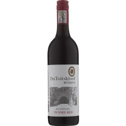DU TOITS TUNNEL DRY RED 750ml