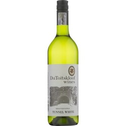 DU TOITS TUNNEL DRY WHITE 750ml