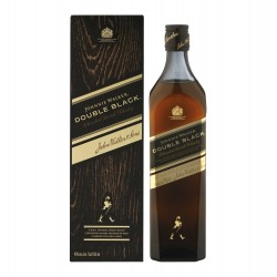 Johnnie Walker Double Black with Glass